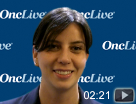 Dr. Bianchi on Shifting Landscape of Transplant Eligible Myeloma