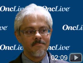 Dr. Shah on Ongoing Trials in MCL