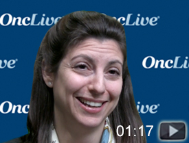 Dr. Binder on Data Regarding Rucaparib Maintenance in Pancreatic Cancer