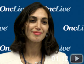 Dr. Biran on Patient-Reported Outcomes Following Transplant in Multiple Myeloma