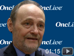 Dr. Birrer on the Need for Novel Treatment Options in Cervical Cancer