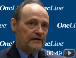 Dr. Birrer on Challenges With Patient Demographics in Cervical Cancer