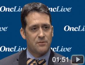 Dr. Blum on the Current Treatment Landscape of Acute Myeloid Leukemia