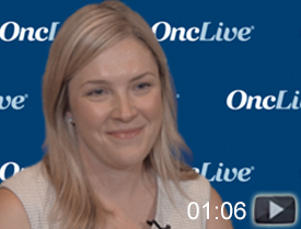 Dr. Boisen on Neoadjuvant Chemotherapy Versus Upfront Surgery in Ovarian Cancer