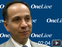 Dr. Borghaei on the Management of Immune-Related Side Effects in Lung Cancer