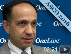 Dr. Borghaei on 2-Year Findings With Nivolumab Vs Docetaxel in NSCLC