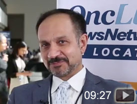 ASCO 2018: Dr. Borghaei Highlights Immunotherapy Findings in Lung Cancer