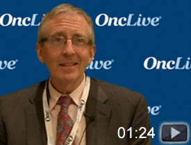 Dr. Borst on Homologous Recombination Deficiency in Patients With Ovarian Cancer