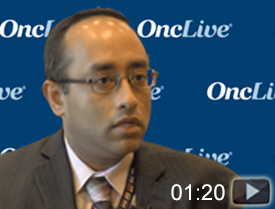 Dr. Bose on Treating Progression in Patients With Myelofibrosis