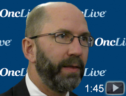 Dr. Marcus Bosenberg on Mouse and Other Models for Immunotherapy
