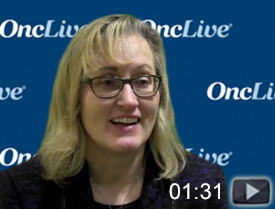 Dr. Brahmer on the Benefit of Immunotherapy in Metastatic NSCLC