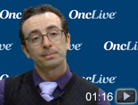 Dr. Brody on Addressing Acquired Resistance to Immunotherapy in Non-Hodgkin Lymphoma