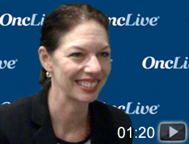 Dr. Brown on Germline and Somatic Testing in Ovarian Cancer