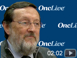 Dr. Bruix Discusses the Application of Regorafenib in HCC