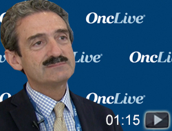 Dr. Sangro Discusses Safety Profile of Nivolumab in HCC