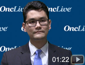 Dr. Bryce on the Use of Abiraterone Versus Docetaxel in Patients With Prostate Cancer