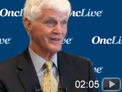 Dr. Bunn on Initial Results of the MYSTIC Trial in Stage IV Lung Cancer