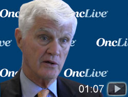 Dr. Bunn on FDA Approval of Brigatinib for Patients With ALK+ NSCLC