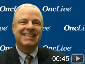 Dr. Burris on the Incorporation of Biosimilars in Oncology