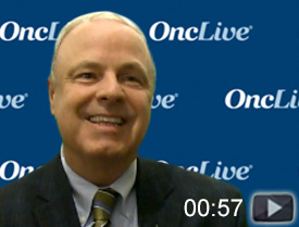Dr. Burris on Investigational Approaches in TNBC
