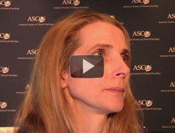 Dr. Aghajanian on Ovarian Cancer Trial Endpoints