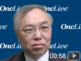 Dr. Chung on a Joint Analysis of Immunotherapy Trials in SCLC