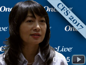 Dr. Eng on Roles of Regorafenib and TAS-102 in CRC Treatment