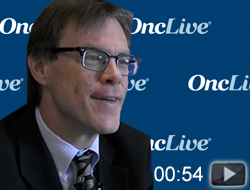 Dr. Drake Discusses Immunotherapy Agents in Bladder Cancer