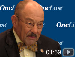 Dr. Olsson on Differences Between LHRH Agonists and Antagonists in Prostate Cancer