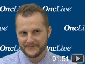 Dr. Pecot on the Frontline Standard of Care in Squamous NSCLC