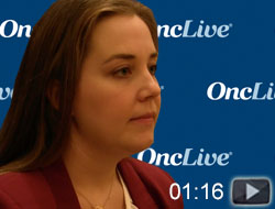 Dr. May on Olaratumab Activity in Pediatric Bone and Soft Tissue Sarcoma