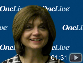 Dr. Campos Discusses Differences Between PARP Inhibitors in Recurrent Ovarian Cancer