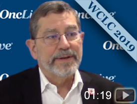 Dr. Carbone on Pivotal Immunotherapy Studies in Lung Cancer