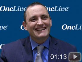 Dr. Castle on Staging Modalities for Men With High-Risk Prostate Cancer