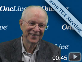 Dr. Champlin on the Role of EASIX Following Allogeneic Stem Cell Transplant