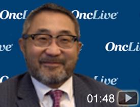 Dr. Chang on Adjuvant Versus Salvage Radiation in High-Risk Prostate Cancer