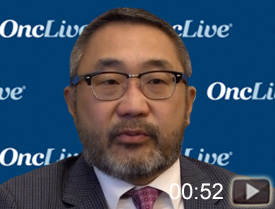 Dr. Chang on Efforts to Improve Quality of Life in Prostate Cancer