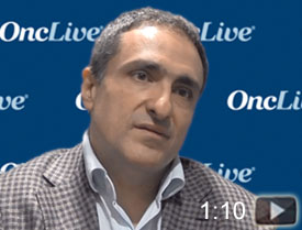 Dr. Andreadis on CAR T-Cell Therapy in Relapsed/Refractory MCL