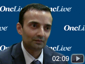 Dr. Chari on the Use of Frontline Daratumumab in Transplant-Eligible Patients With Myeloma