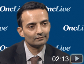 Dr. Chari on Transplant Eligibility in Multiple Myeloma