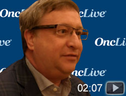Dr. Catton on Omitting Radiation Therapy in Sarcoma