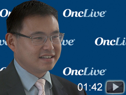 Dr. Chau on CheckMate577 Study in Esophageal/GEJ Cancer