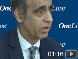 Dr. Chaudhary on History of CAR T-Cell Therapy