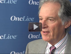 Dr. Bruce D. Cheson on Obinutuzumab/ Bendamustine Survival Benefit in iNHL