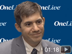 Dr. Cohen on the Use of Chemoimmunotherapy in CLL