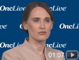 Dr. Sholl on Challenges With Using Tissue Biopsy for Biomarker Testing in Lung Cancer