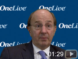 Dr. Choti on Future Treatment of Patients With Stage IV Pancreatic Cancer