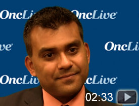 Dr. Choudhury on the Importance of Volume Status in Metastatic Prostate Cancer