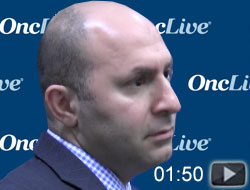 Dr. Choueiri on Ongoing Trials of Immunotherapy in RCC