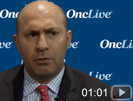 Dr. Choueiri on the Research With Immunotherapy in RCC